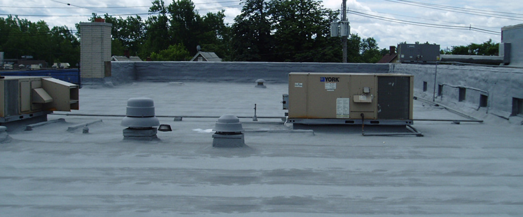 commercial roof, rochester ny